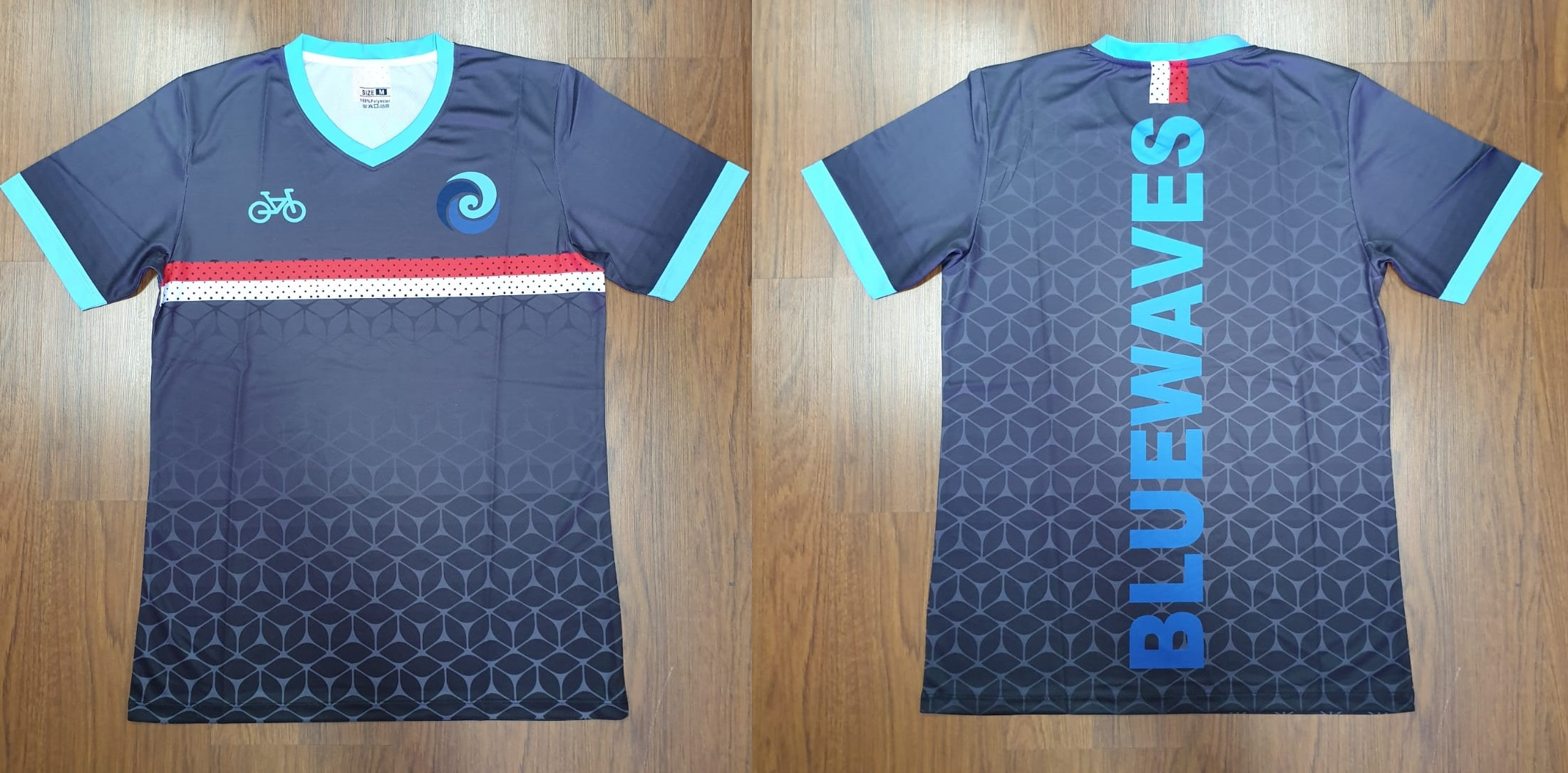 cycling jersey roundneck
