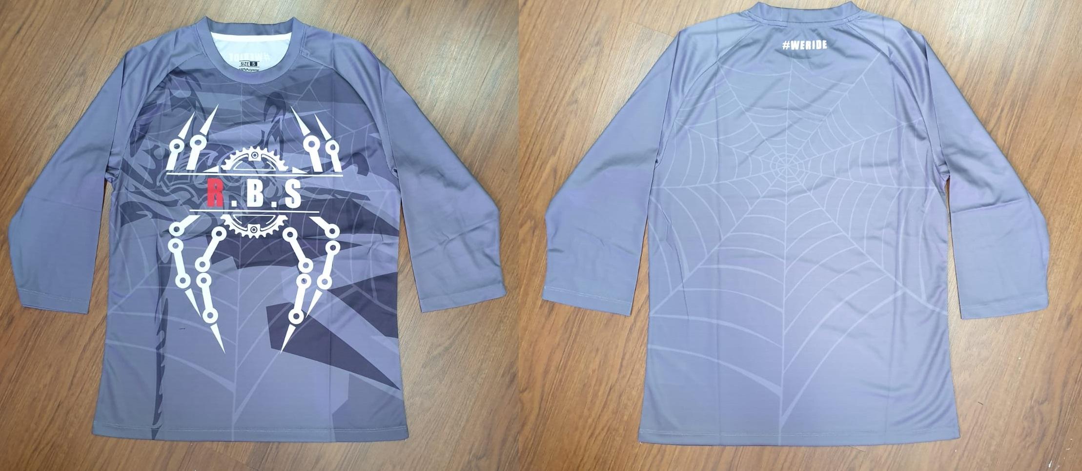 mountain bike jersey