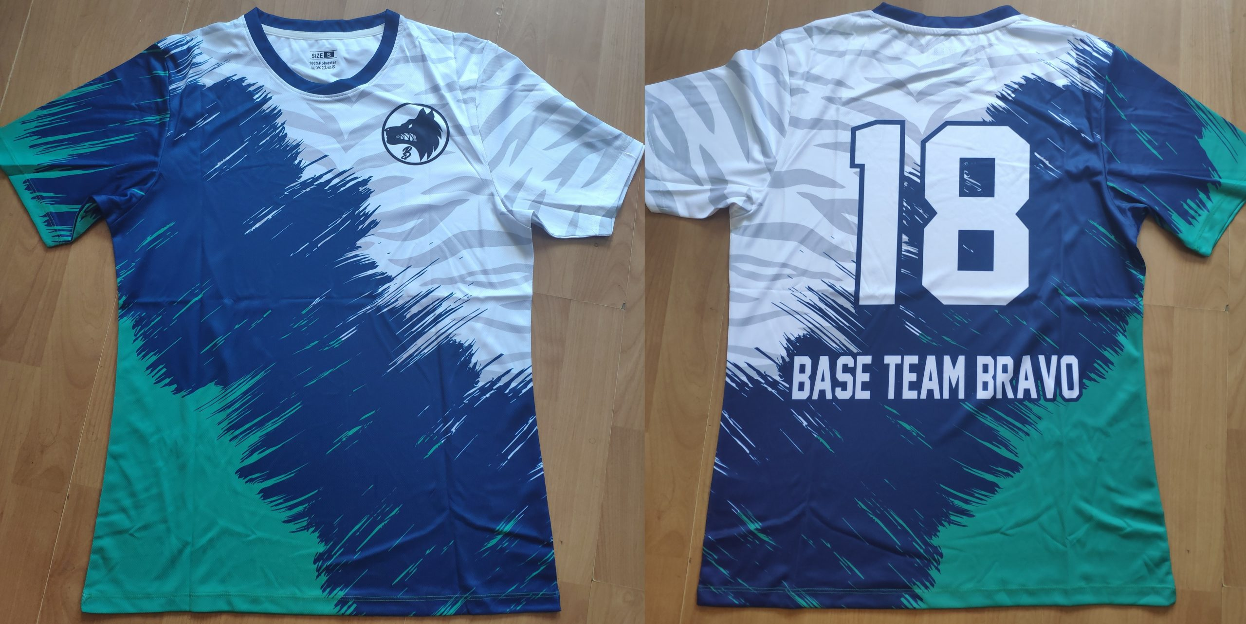 Sublimation Jersey Custom Made