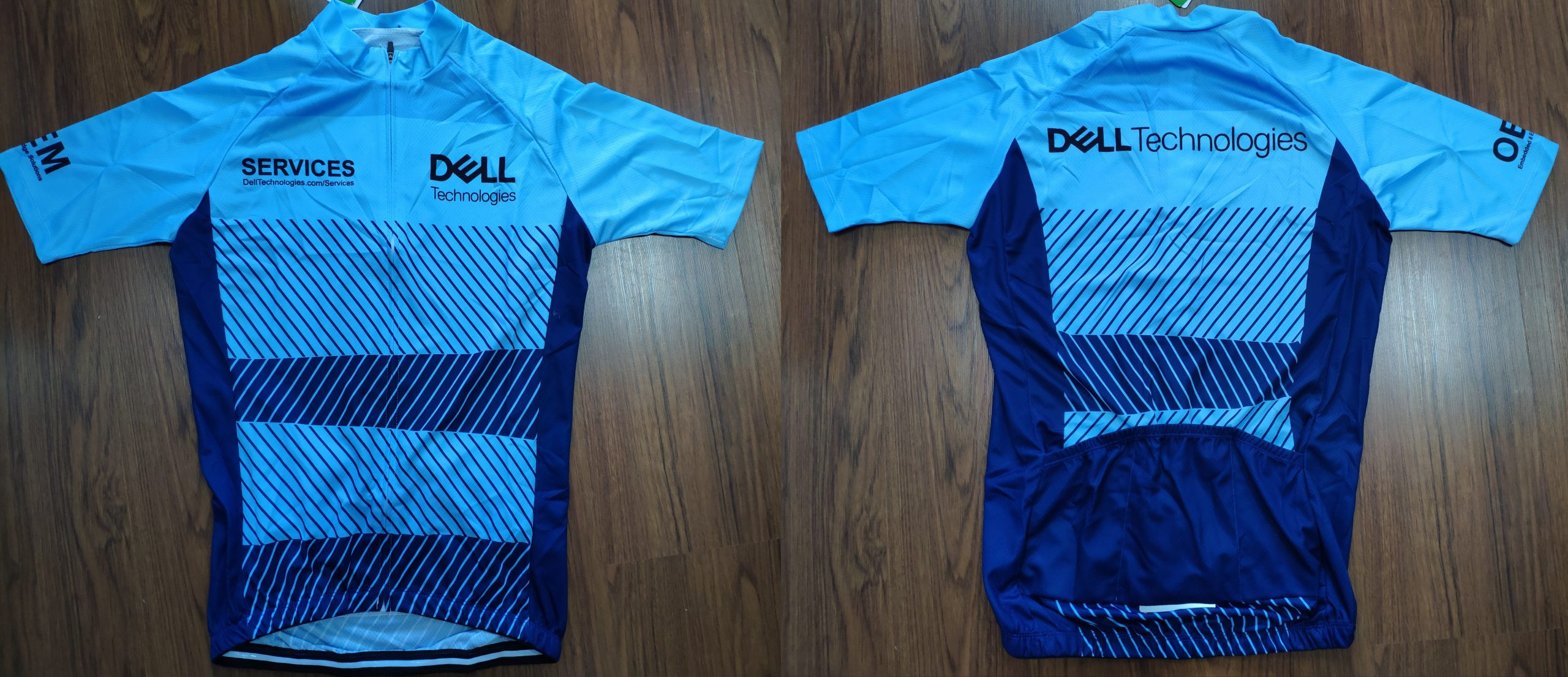 Custom Made Cycling Jersey