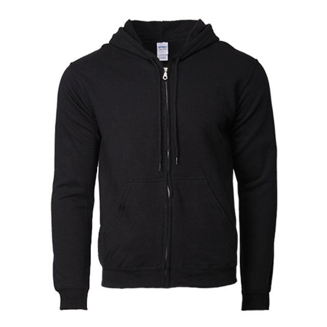 Black Hoodie Zipper
