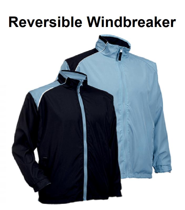 WR03 Windbreaker Reversible