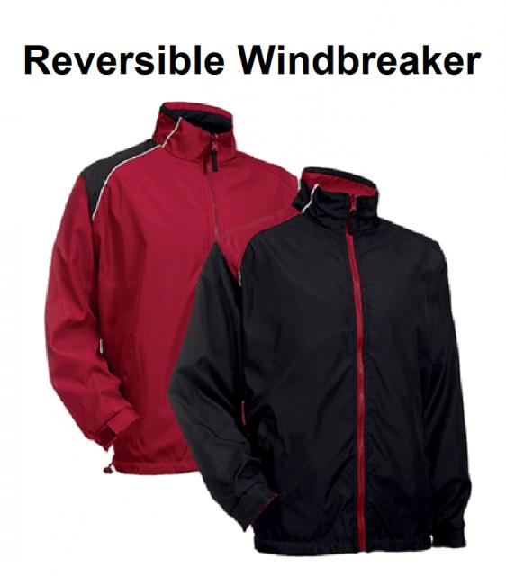 windbreaker reverse