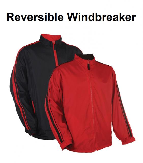 WR04 Windbreaker Reversible